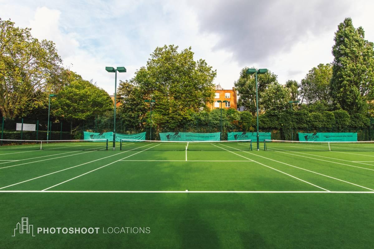 Westminster Tennis Court Paddington